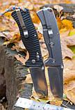 Нож складной Ganzo G722-BK черный, фото 7