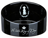 Trixie (Трикси) King of Dogs Ceramic Bowl Миска для собак керамика 350 мл