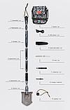 Многофункциональная лопата Adimanti AD225, фото 5