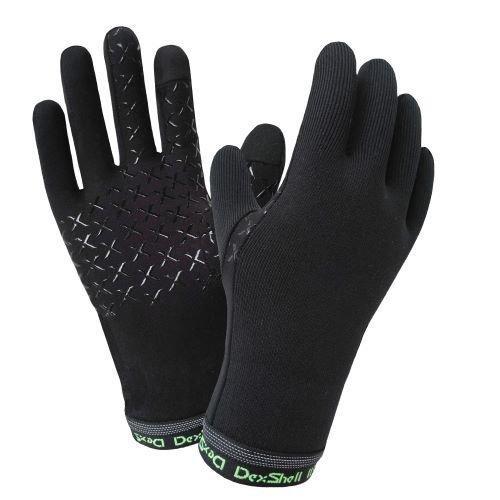 Dexshell Drylite Gloves Black LXL Рукавиці трикотажні водонепроникні