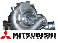 Турбина Peugeot Expert, Partner, 207, 307, 308 1.6  HDi Mitsubishi MHI 49173-07508