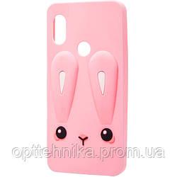 Силиконовая накладка 3D Child Bunny для Xiaomi Mi 6X / Mi A2