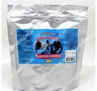 Биомикс премікс для голубів Голубині черепашки(гранулят для голубів) , 1 кг,Фарматон