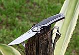 Нож складной Bestech Knife PREDATOR Grey BT1706B, фото 4