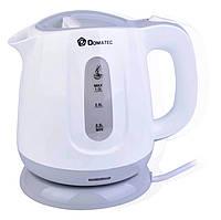 Електричний Чайник Domatec DT-1315 1л, фото 1