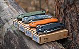 Нож складной Ganzo G727M черный, фото 6