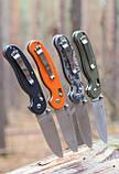 Нож складной Ganzo G727M черный, фото 7