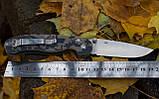 Нож складной Ganzo G727M черный, фото 10