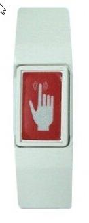 Кнопка выхода пластиковая накладная SEVEN K-783 КИО, фото 2