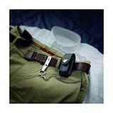 Чехол Victorinox поясний черный кожаный 4.0521.3, фото 4