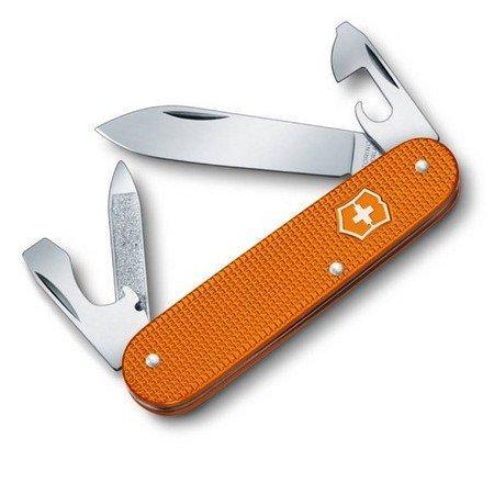Нож Victorinox CADET 0.2600.L12 оранжевый (Vx02600.L1229)