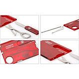 Набор Victorinox SwissCard Lite 0.7300.T, фото 6