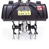 Аккумуляторный бесщеточный культиватор POWERWORKS 60V TL60L00PW комплект с аккумулятором 2,5 А.ч., фото 5