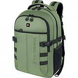 Рюкзак Victorinox VX SPORT, Cadet 20 л зелений (Vt311050.06), фото 2