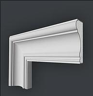 Наличник фасадный из пенопласта 35 плотности армированные акриловым составом О 0.1