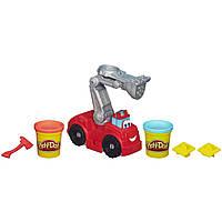 Набор Play-Doh Бумер Пожарная машина Hasbro