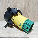 Переключатель света центральный (ЦПС) Газель (пластмас желтый) нового образца Авто-Электрика (пр-во г.Арзамас), фото 4