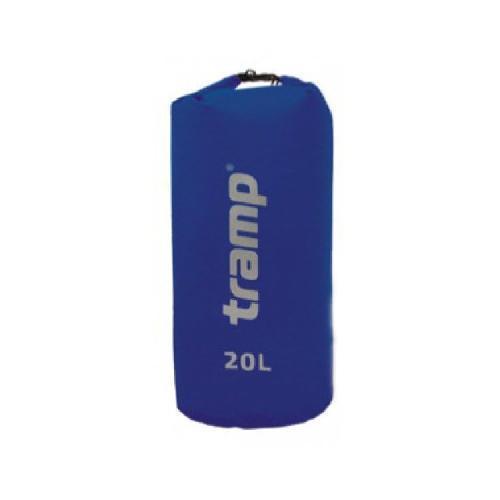Гермомешок Tramp PVC 20 л, TRA-067 синій