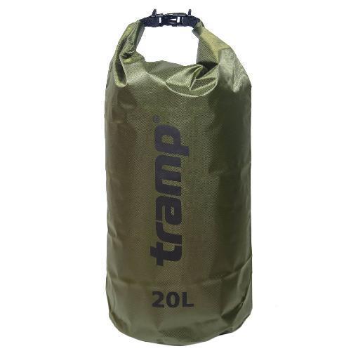 Гермомешок Tramp TRA-113-olive PVC Diamond Rip-Stop 20