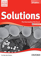 Solutions Pre-Intermediate Workbook (2nd edition)