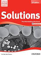 Solutions Pre-Intermediate Workbook (2nd edition)