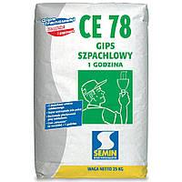 Гипс для швов ГКП Semin CE 78 20кг