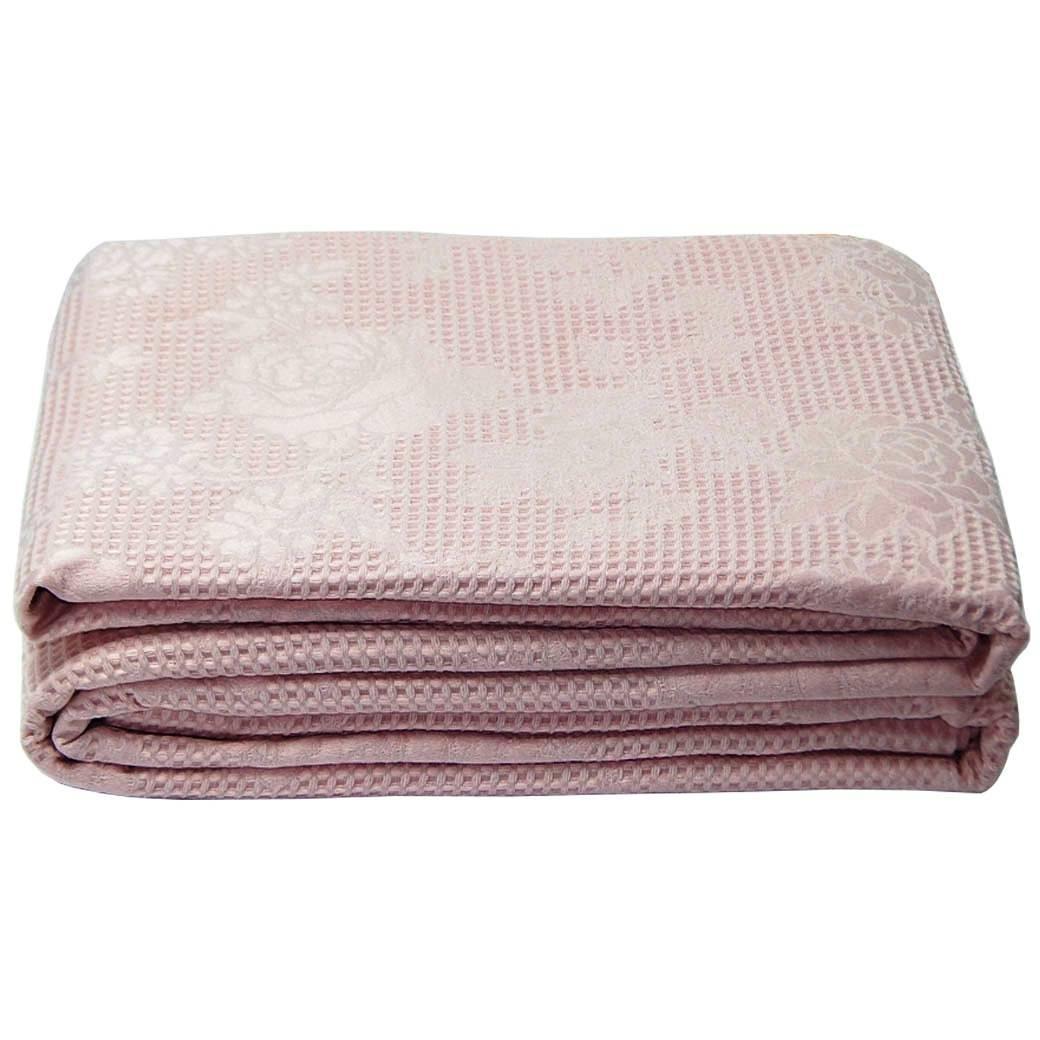 Покрывало  летнее Gelin Home ILKBAHAR розовый, 220x240