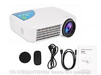 Full HD 1920х1080p мультимедийный LED-7018 проектор - кинотеатр 3000Lm 180W W-Fi Android, динамики 2х5W, фото 1