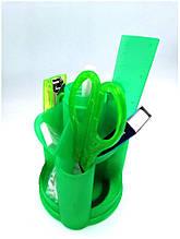 Підставка для ручок 12предм/31713 /колір асорті /пласт. Economix 000957