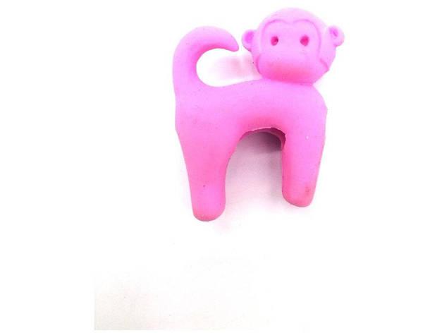 Гумка для олівця 4см/на олівець/L3721-2 /колір асорті 008770 (Розовый), фото 2