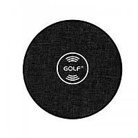 Беспроводное зарядное устройство GOLF GF-WQ4 (Black)