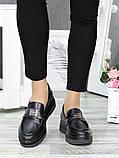 Туфли лоферы кожа Maxi 7002-28, фото 2
