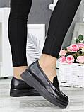 Туфли лоферы кожа Maxi 7002-28, фото 3