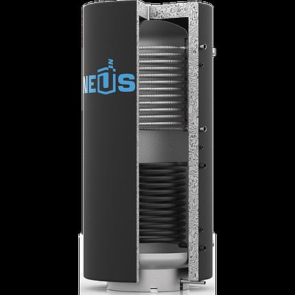 Теплоаккумулятор Неус ТА2 1500 л с двумя теплообменникам, фото 2
