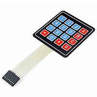 Мембранная матричная клавиатура для Arduino