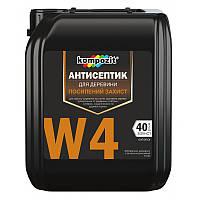 Антисептик для усиленной защиты W4