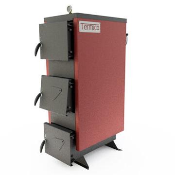 Твердотопливный котел Термико КСГ 11 (с плитой), фото 2