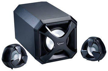 Мультимедийная акустика 2.1  Gembird WCS-204