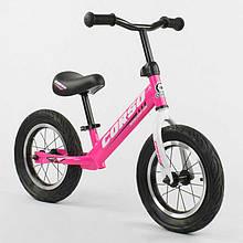 """Велобег """"CORSO"""" 63908 (1) стальная рама, колесо 12"""" надувные колёса"""