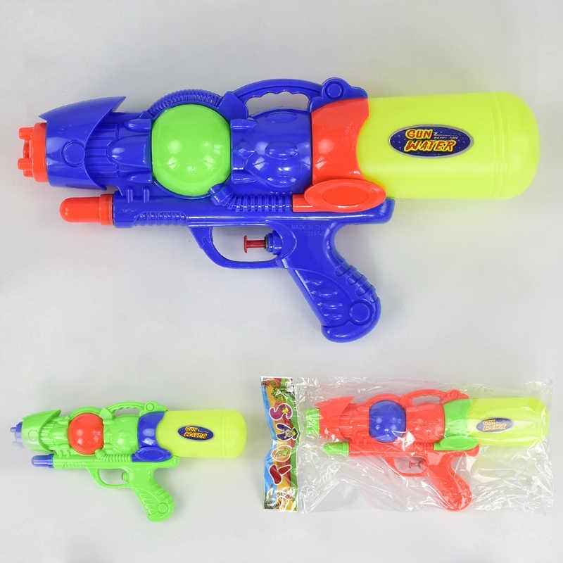 Водный пистолет 2791-6 (120/2) 3 цвета, в кульке