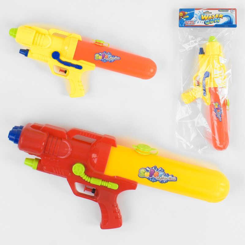 Водный пистолет 933 A (96/2) 2 вида, в кульке