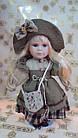 Порцелянова лялька колекційна