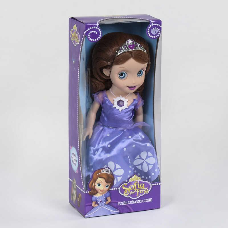 Кукла Принцесса ZT 8931 (36/2) свет, звук, светится платье, в коробке