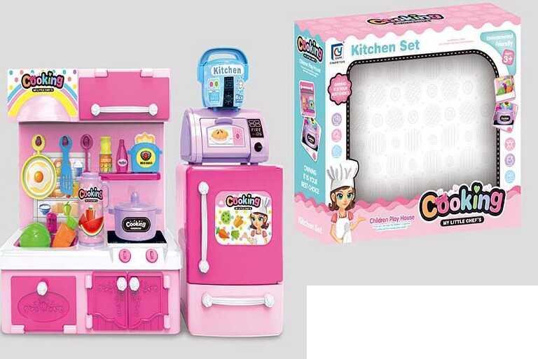 Кухня кукольная 818-187 (60) в коробке