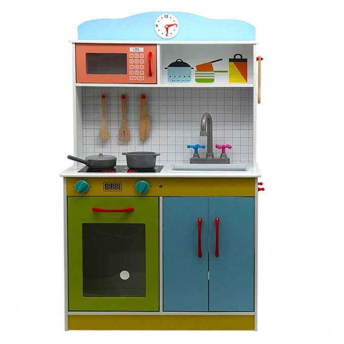 Кухня деревянная C 31816 (1)