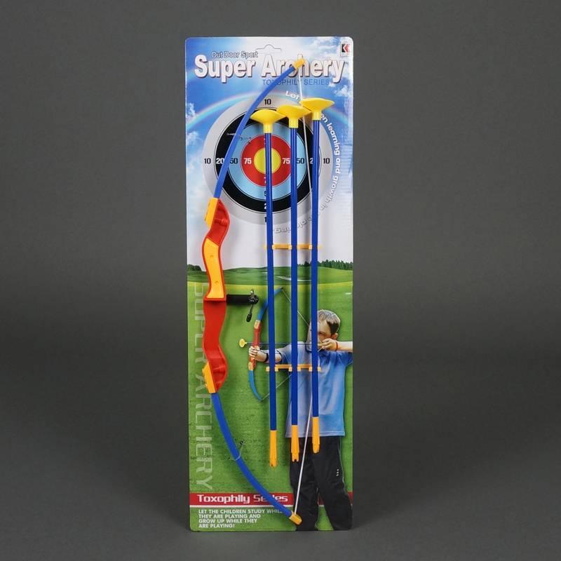 Лук 950-1 (72/2) 3 стрелы, на листе