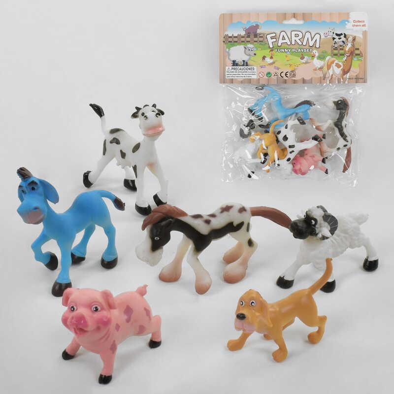 Набор животных 270602 (96) в кульке