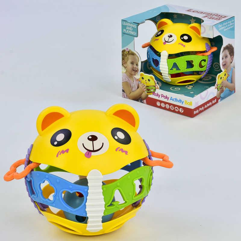 Погремушка Медвежонок 35805 (24) в коробке