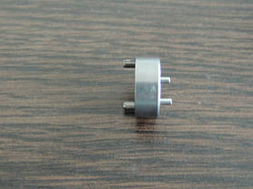 Проставка форсунки Еталон, IVECO Розмір 14 мм. - 3.1 мм. Штифти 1,8 мм 2 430 134 023, фото 2