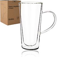 """Чашка с двойными стенками """"Кратор"""" (350 мл.), фото 1"""